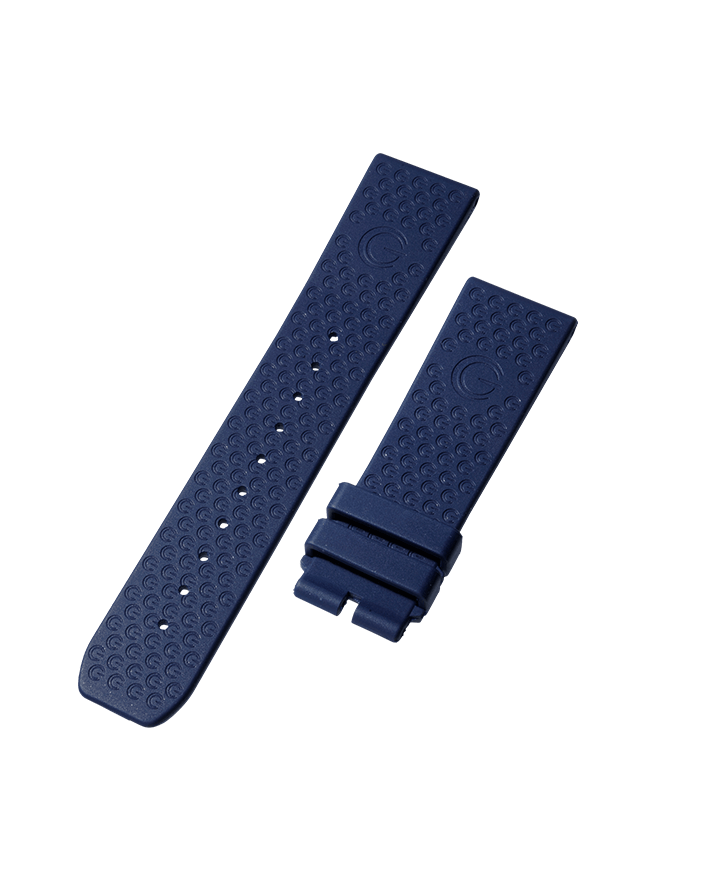 Gerald Charles Royal Blue strap