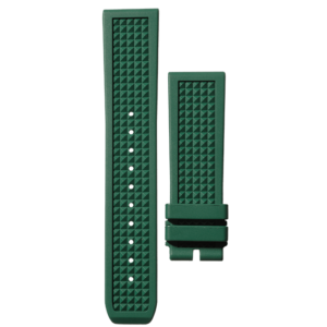 Emerlad green strap for your Gerald Charles